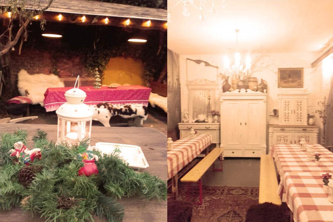 Bauerlicher Wihnachtsmarkt Wallwitzhof